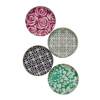 Flowers Print - Deco Magnets