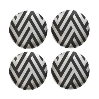 Black - Deco Magnets