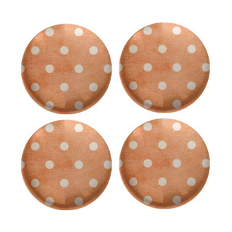 Coral Dots - Deco Magnets