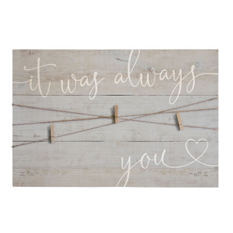 Always You - Twine Pallets