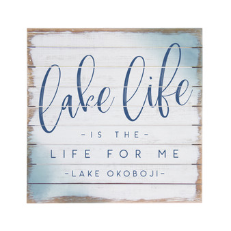 Lake Life PER - Perfect Pallets