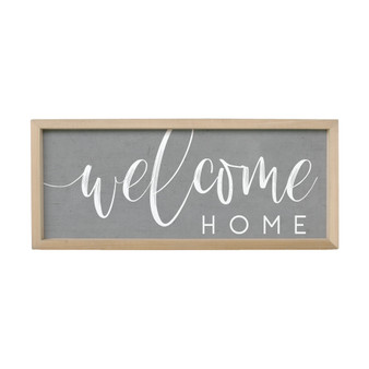 Welcome Home - Farmhouse Frame
