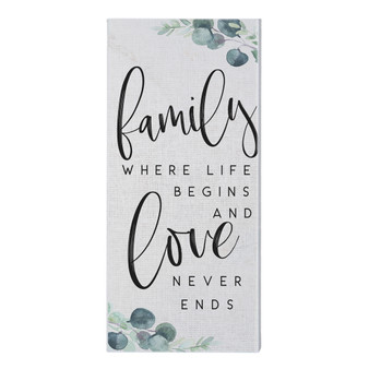 Family Life Begins - Inspire Boards