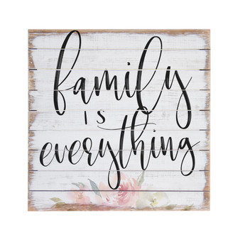 Family Is Everything - Perfect Pallets