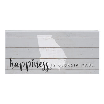 Happiness Made PER STATE - Inspire Boards