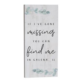 Gone Missing PER - Inspire Boards