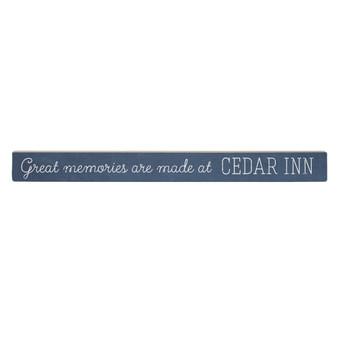 Great Memories PER - Talking Stick