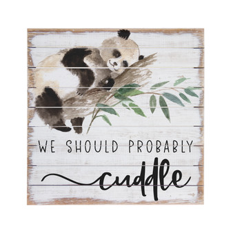 Probably Cuddle - Perfect Pallets