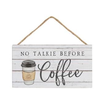 No Talkie - Petite Hanging Accents
