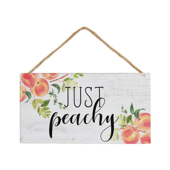 Just Peachy - Petite Hanging Accents