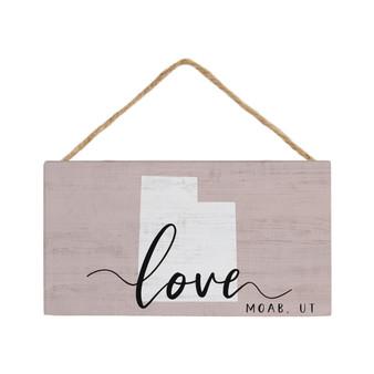 Love State PER STATE - Petite Hanging Accents