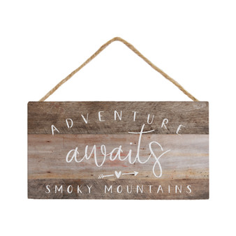 Adventure Awaits PER - Petite Hanging Accents