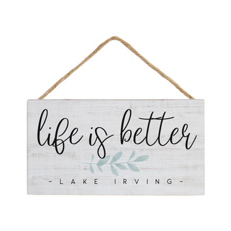 Life Is Better PER - Petite Hanging Accents