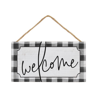 Welcome - Petite Hanging Accents
