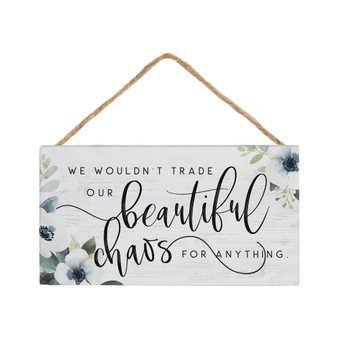 Trade Our Chaos - Petite Hanging Accents