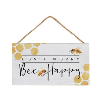 Bee Happy - Petite Hanging Accents