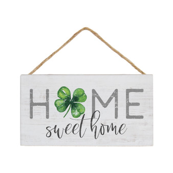 Home Sweet Shamrock - Petite Hanging Accents