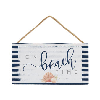 On Beach Time PER - Petite Hanging Accents