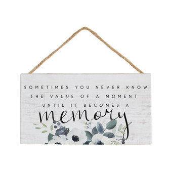 Value Of Moment - Petite Hanging Accents