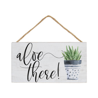 Aloe There - Petite Hanging Accents