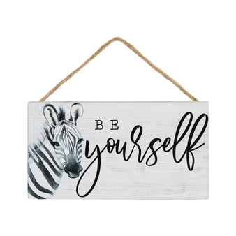 Be Yourself - Petite Hanging Accents