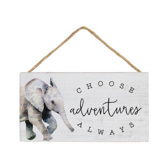 Choose Adventure - Petite Hanging Accents