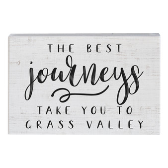 Best Journey PER - Small Talk Rectangle