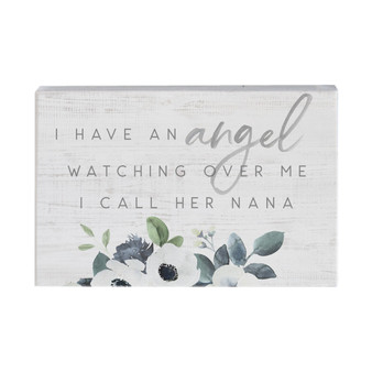 Angel Watching PER - Small Talk Rectangle