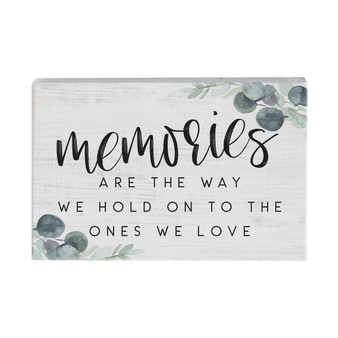 Memories The Way  - Small Talk Rectangle