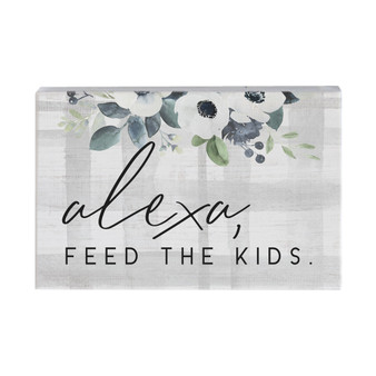 Alexa Feed Kids - Small Talk Rectangle