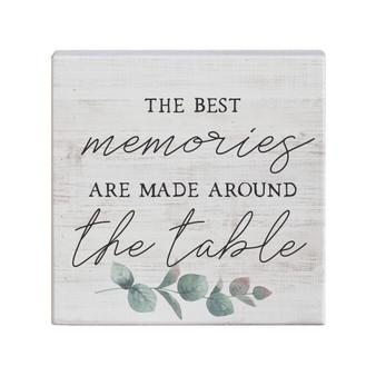 Table Memories - Small Talk Square