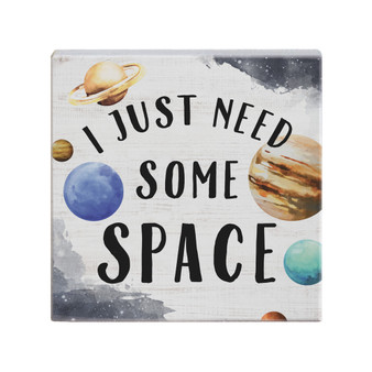 Need Space - Small Talk Square