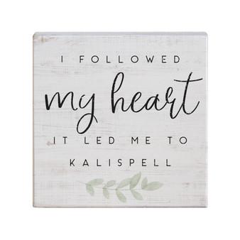 Followed Heart PER - Small Talk Square