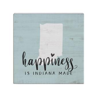 Happiness Made PER STATE - Small Talk Square