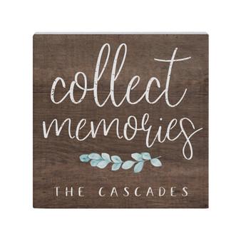 Collect Memories PER - Small Talk Square