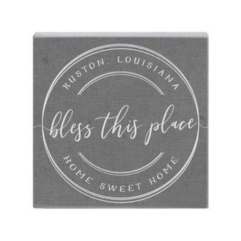 Bless This Place PER - Small Talk Square