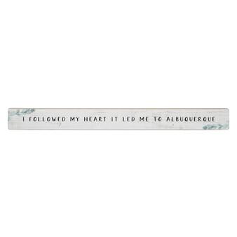 Followed Heart PER - Talking Sticks