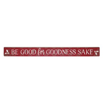 Be Good - Talking Stick