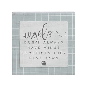 Angels Have Paws - Small Talk Square