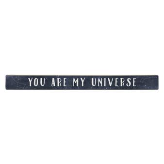 My Universe - Talking Sticks