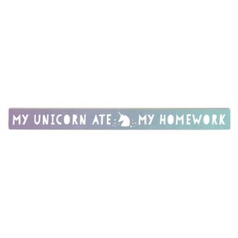 Ate My Homework - Talking Stick