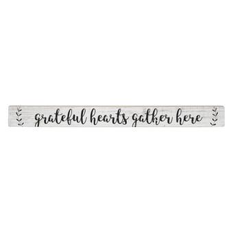 Grateful Hearts - Talking Stick