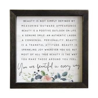 Beauty Defined - Rustic Frames