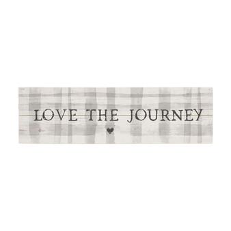 Love The Journey - Vintage Pallet Boards
