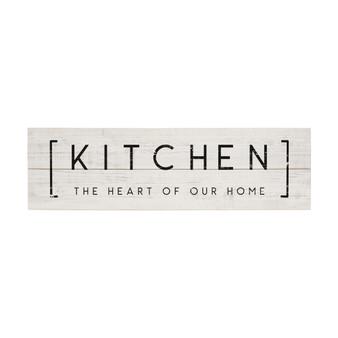 Kitchen Heart - Vintage Pallet Boards