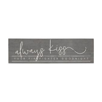 Always Kiss PER - Vintage Pallet Boards