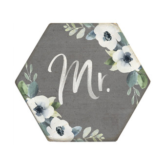 Mr - Honeycomb Coasters