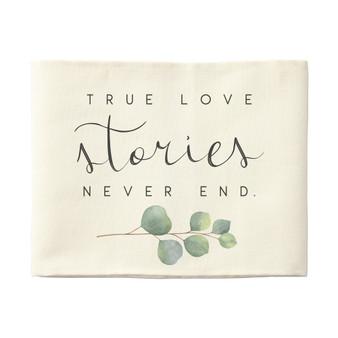 True Love Stories - Pillow Hugs