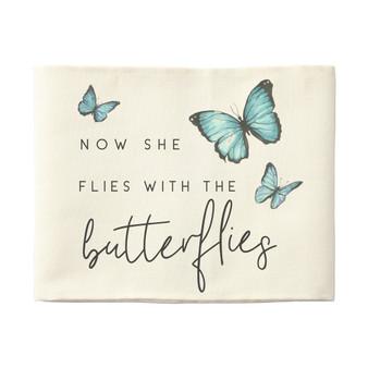 Flies Butterflies PER - Pillow Hugs