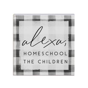 Homeschool - Small Talk Square